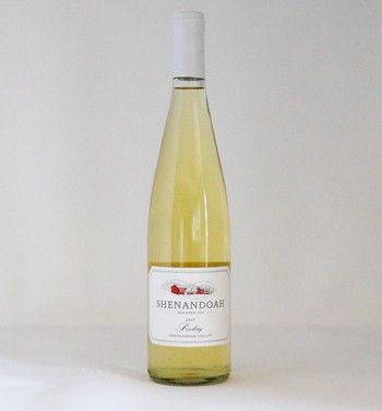 Shenandoah Vineyards Riesling 2017