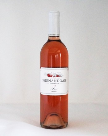 Shenandoah Vineyards Rosé 2017